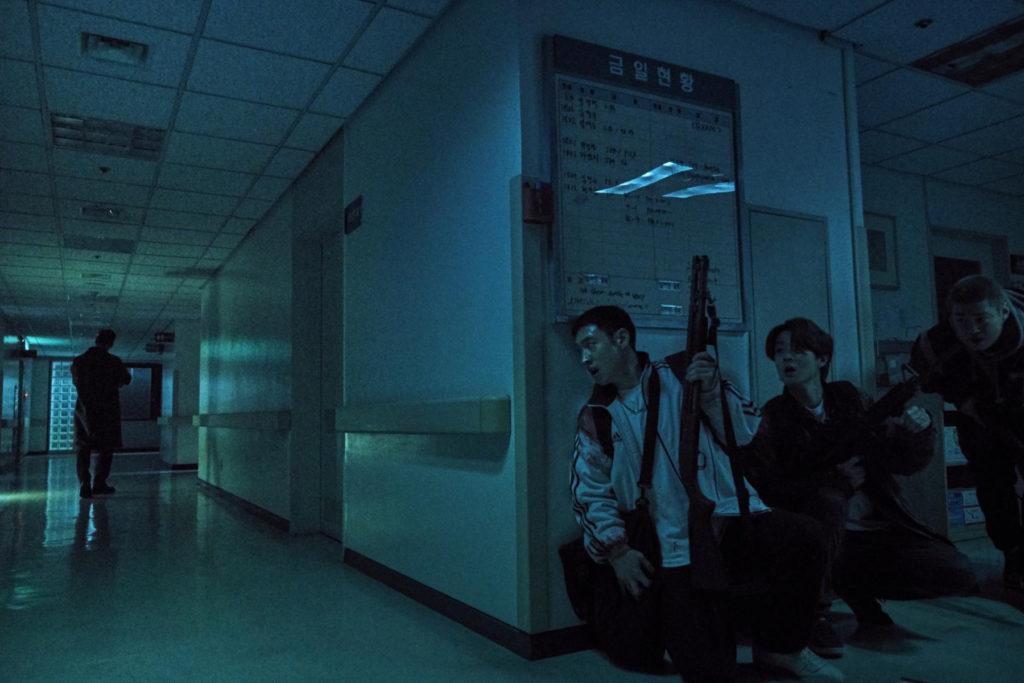 """Una de las grandes bazas de """"Tiempo de caza"""" son sus escenas de acción."""